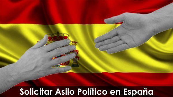 International protection and Asylum Spain