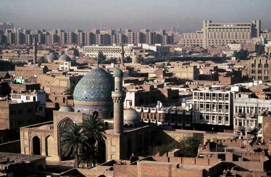رخصة الاقامة لجنسيات الدول التالية العراق