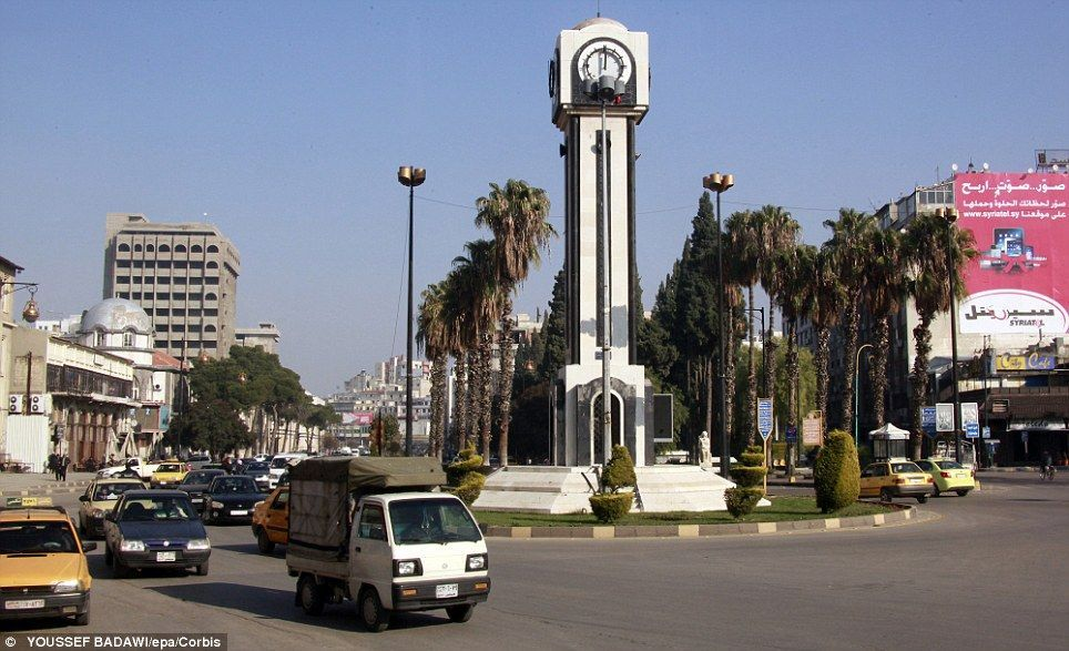 تصريح الإقامة للمواطنين من سوريا