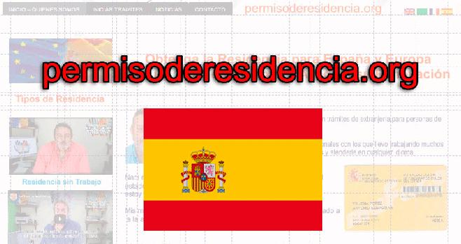 español permiso de residencia