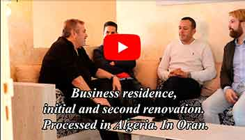 residence in spain business