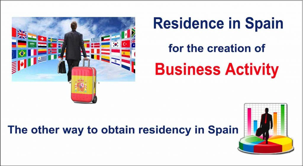 Residence permit in Spain for Non-Profit Residence