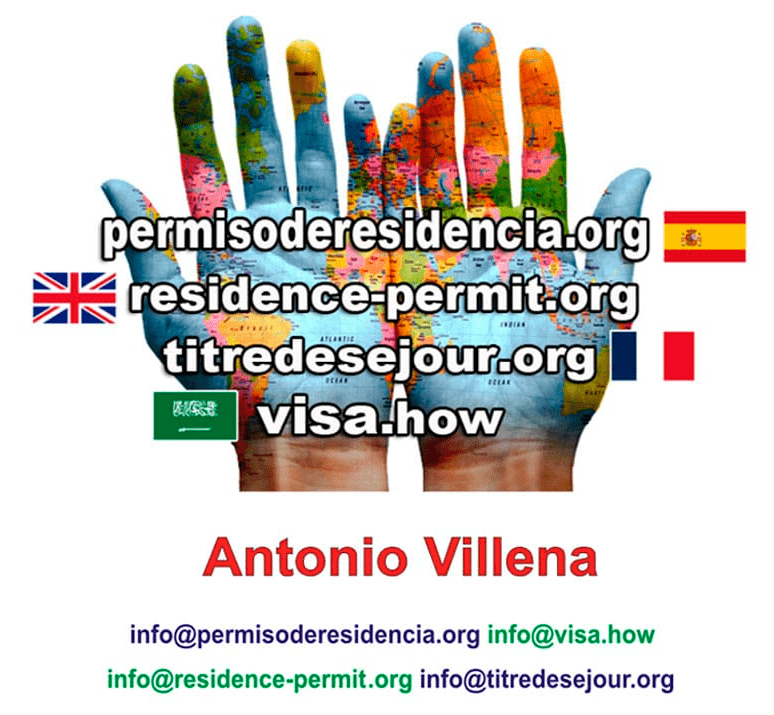 contact residence permit