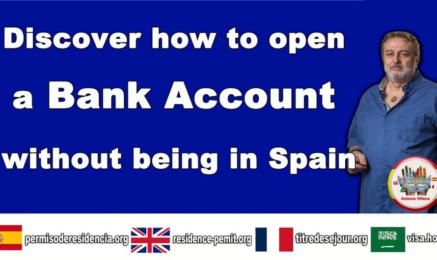 Opening a bank account with passport