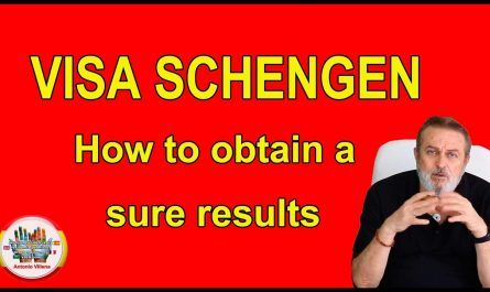 Schegen Visa How to obtain a sure results