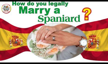 How to marry a Spaniard